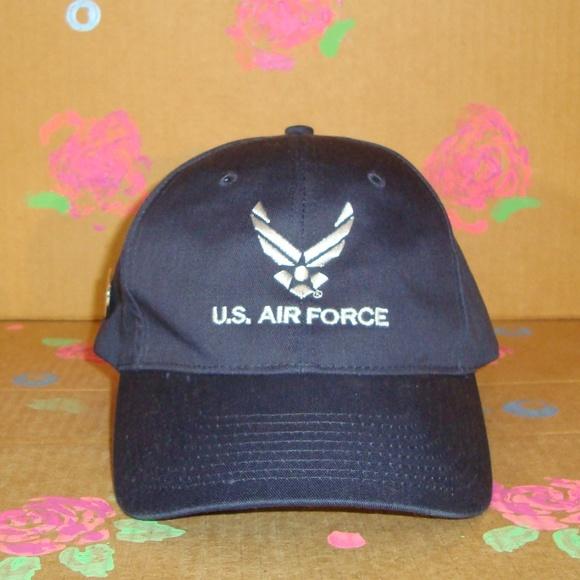 85cf81568 U.S. AIR FORCE BASEBALL HAT